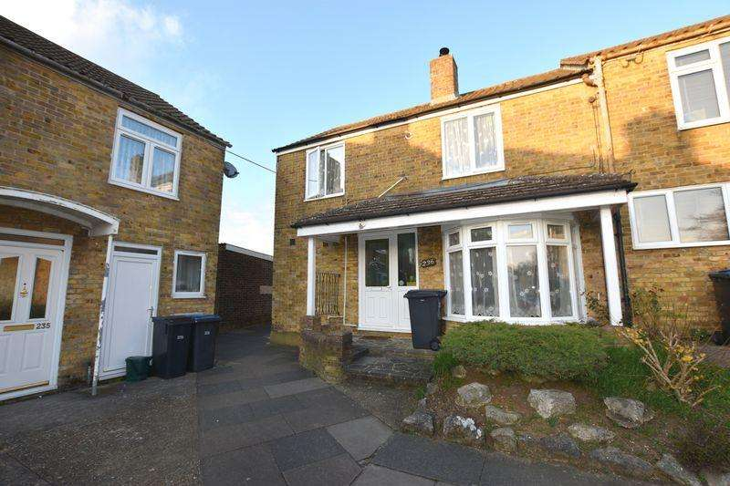 3 Bedrooms Semi Detached House for sale in Westfield, Harlow