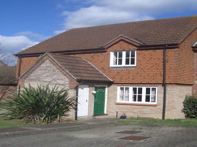 2 Bedrooms Town House for sale in Savory Walk, Binfield, Bracknell, RG42