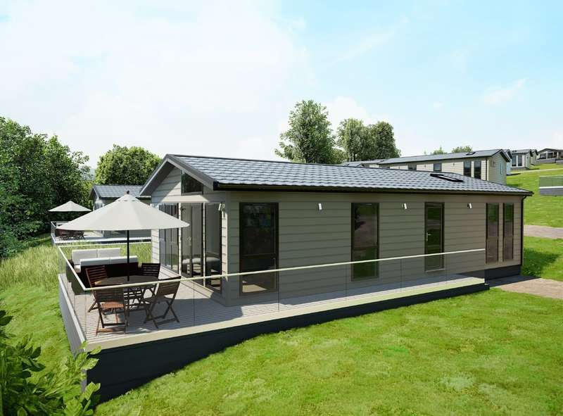 2 Bedrooms Detached Bungalow for sale in Avonwick, South Devon TQ10