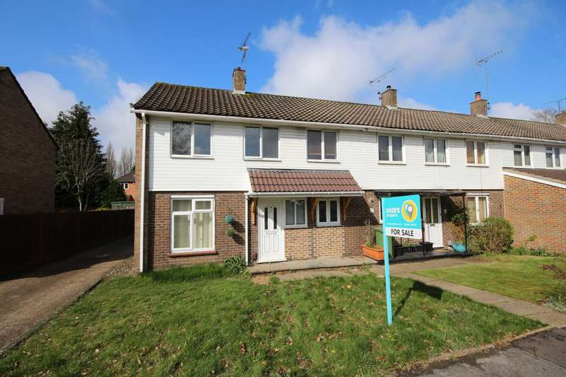 3 Bedrooms End Of Terrace House for sale in Ralphs Ride, Bracknell