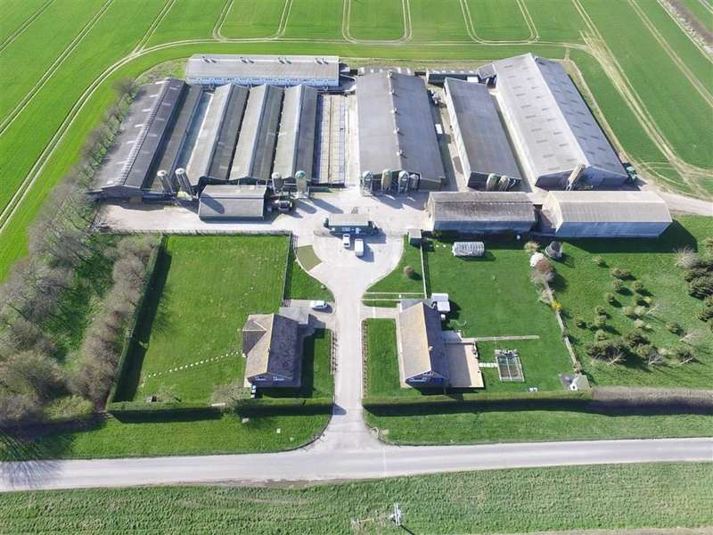 Farm Commercial for sale in Foston Lane, Beeford, East Yorkshire