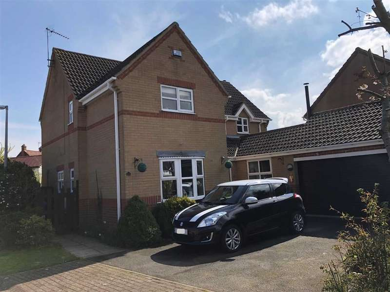 4 Bedrooms Detached House for sale in Cheyne Garth, Hornsea, East Yorkshire