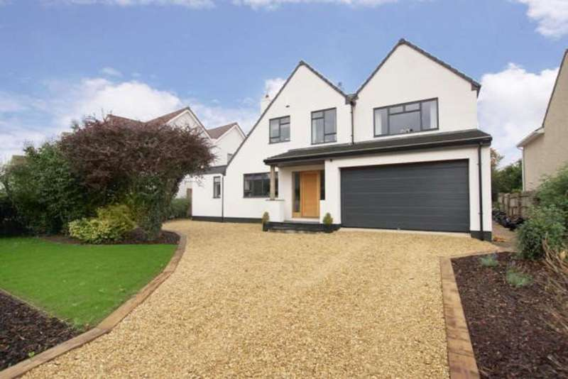 4 Bedrooms Detached House for sale in Hicks Common Road, Winterbourne