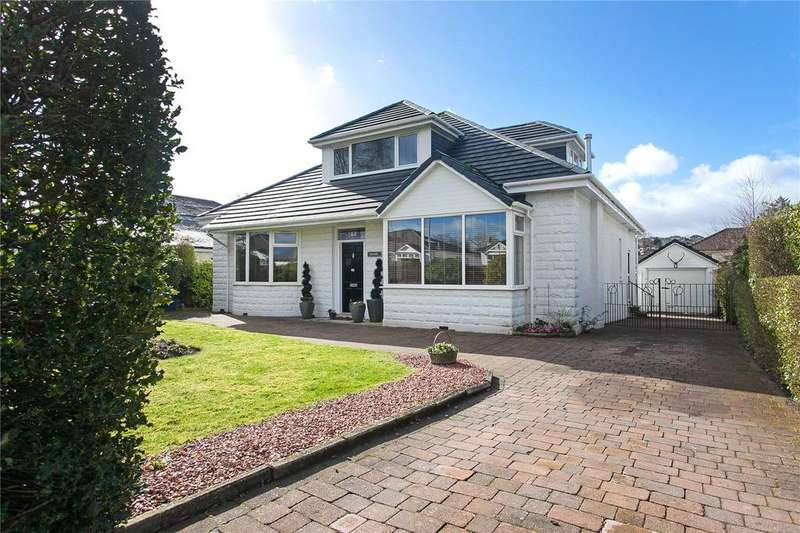 4 Bedrooms Detached Bungalow for sale in Glen Shiel, Eastwoodmains Road, Clarkston, Glasgow