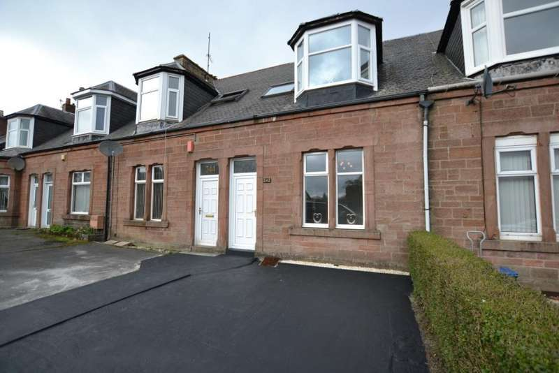 3 Bedrooms Terraced House for sale in Main Street, Auchinleck, East Ayrshire, KA18 2BG