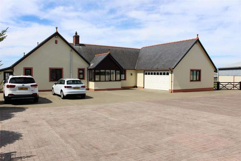 3 Bedrooms Bungalow for sale in Roch, Haverfordwest