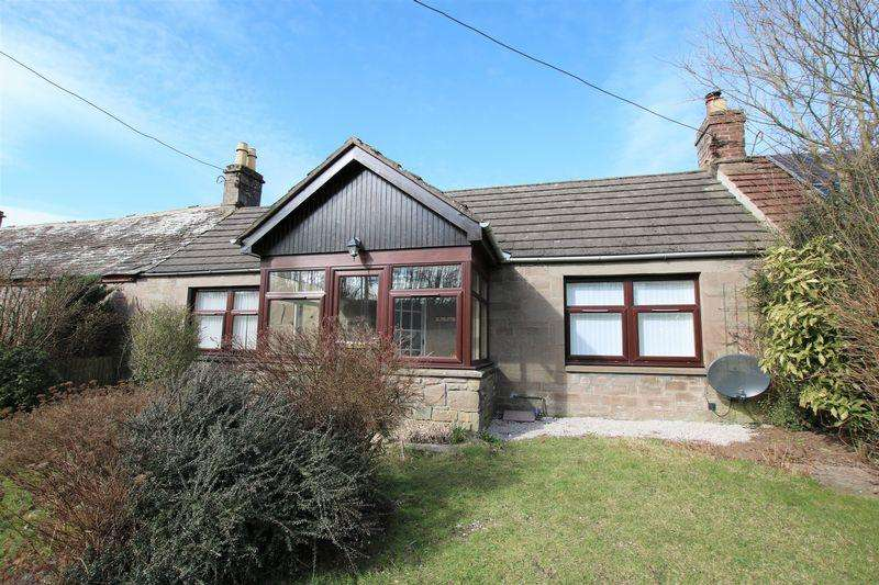 2 Bedrooms Terraced Bungalow for sale in The Den, Forfar