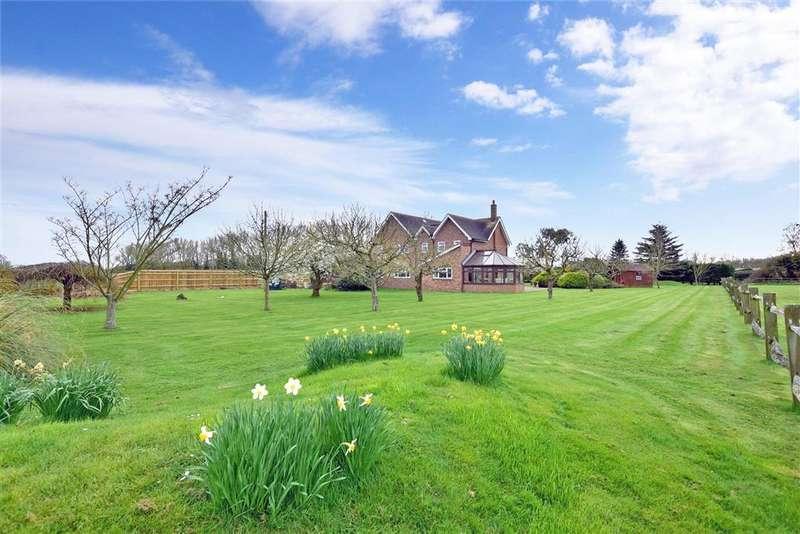 5 Bedrooms Detached House for sale in Court Lane, , Hadlow, Tonbridge, Kent