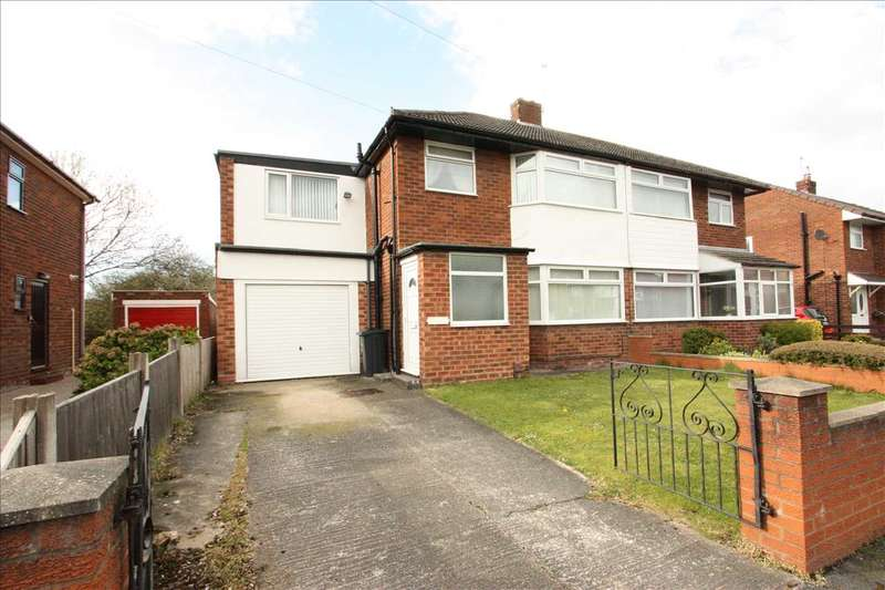 4 Bedrooms Semi Detached House for sale in Ullswater Road, Whitby