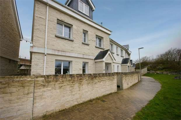 3 Bedrooms End Of Terrace House for sale in Pennsylvania Way, Portland, Dorset