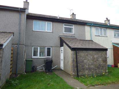4 Bedrooms Terraced House for sale in Maes Athen, Llannerch-Y-Medd, Sir Ynys Mon, LL71