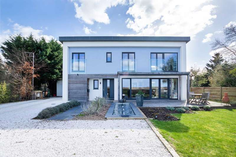 4 Bedrooms Detached House for sale in Green Lane, Warborough