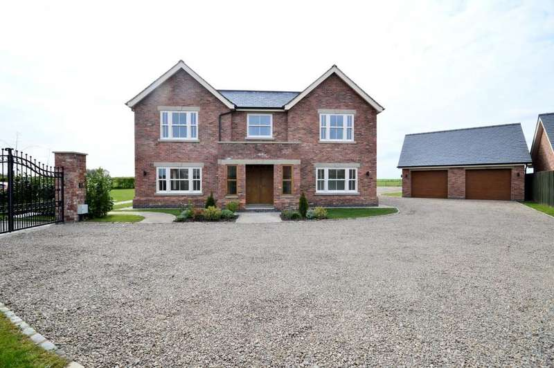 6 Bedrooms Detached House for sale in Lower Whitley, Warrington