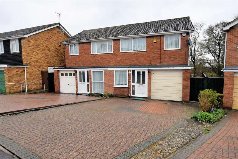 3 Bedrooms Semi Detached House for sale in Hardwick Road, Tilehurst, Reading