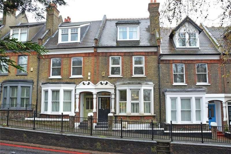 4 Bedrooms Terraced House for sale in Blackheath Hill, Greenwich, London, SE10
