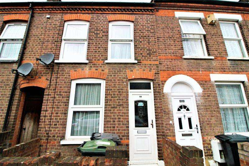 2 Bedrooms Terraced House for sale in Two Bedroom On Ash Road, Luton