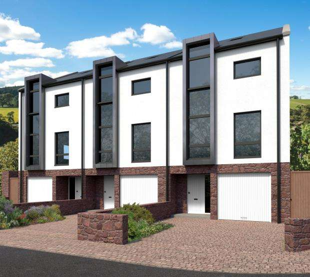 4 Bedrooms End Of Terrace House for sale in Torquay Road, Shaldon, Devon