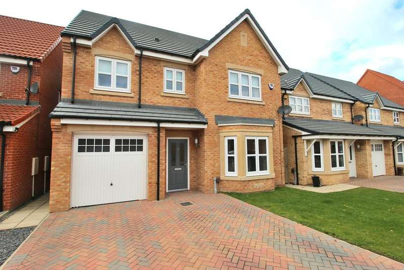 4 Bedrooms Detached House for sale in Principal Road