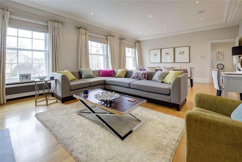 2 Bedrooms Flat for sale in Eaton Square, Belgravia, London, SW1W