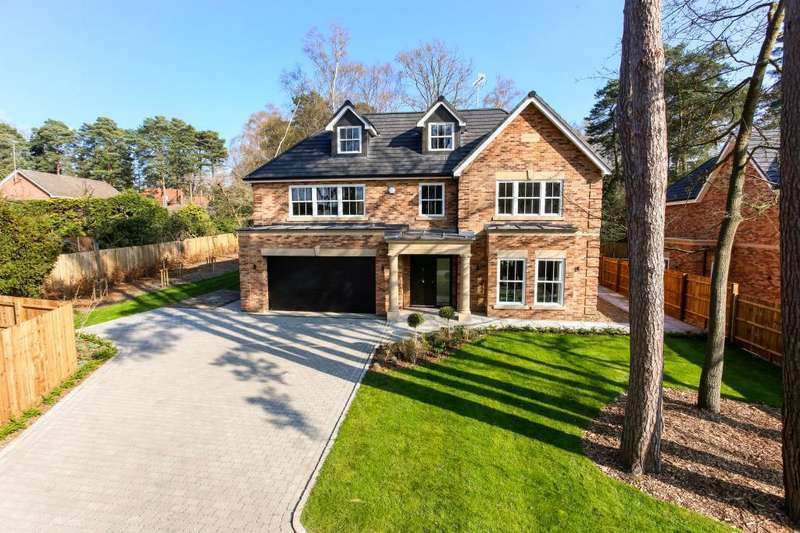 5 Bedrooms Detached House for sale in The Grove, Ascot