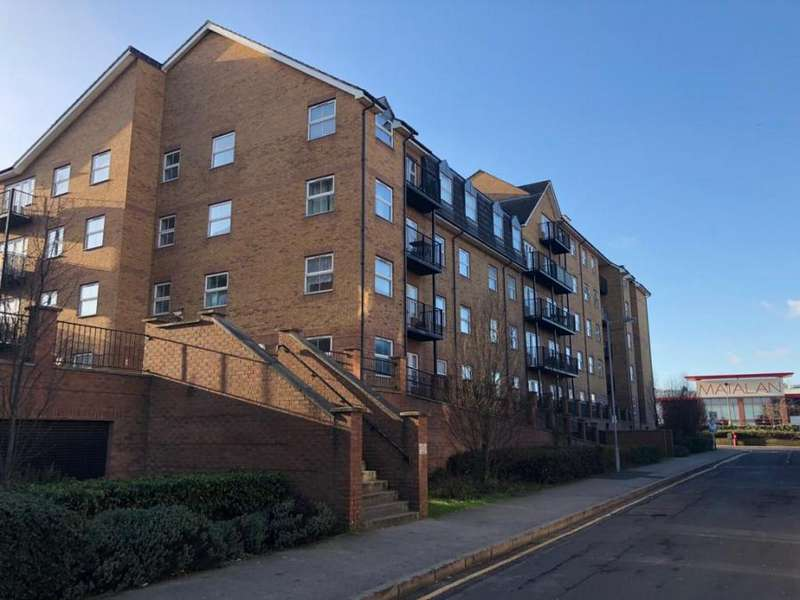 2 Bedrooms Flat for sale in 23 The Academy, LU1