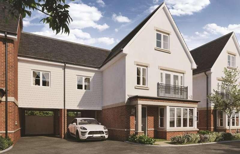4 Bedrooms Terraced House for sale in Old Forest Road, Winnersh, Wokingham, RG41