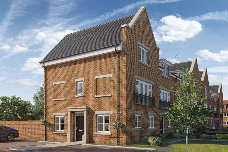4 Bedrooms End Of Terrace House for sale in Old Forest Road, Winnersh, Wokingham, RG41