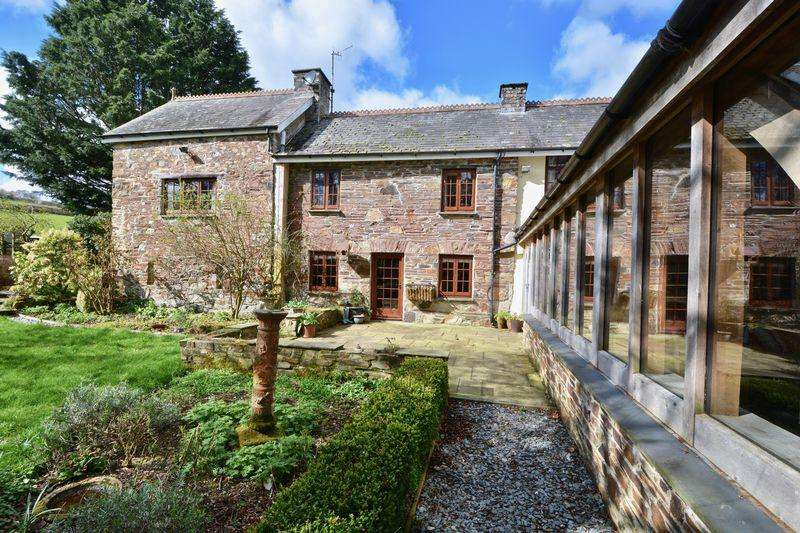 4 Bedrooms Unique Property for sale in Chillaton, Lifton
