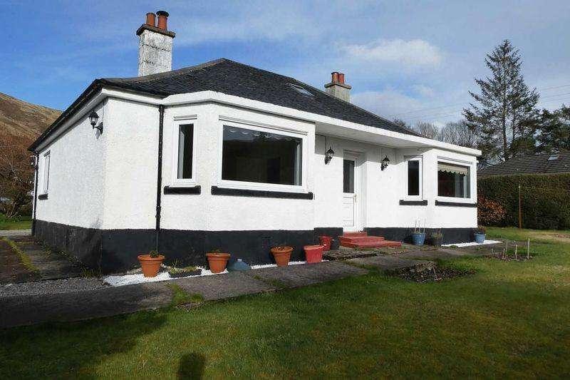 3 Bedrooms Detached Bungalow for sale in Auchtertyre, Kyle