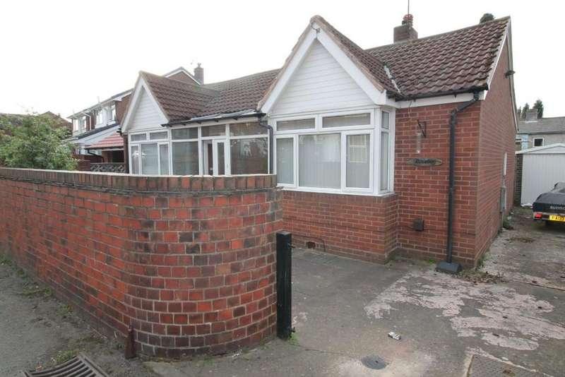 2 Bedrooms Bungalow for sale in Lincoln Road, Wrockwardine Wood