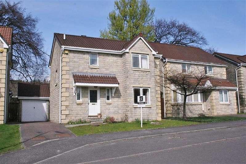 3 Bedrooms Detached House for sale in Bonnymuir Crescent, Bonnybridge, Stirlingshire