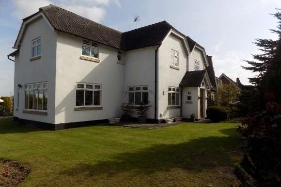 5 Bedrooms Property for sale in Easton House, Aston Flamville, Hinckley