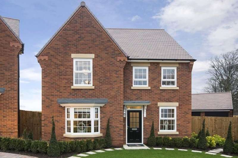 4 Bedrooms Detached House for sale in The Holden, Stapeley Gardens, Stapeley, Nantwich, CW5