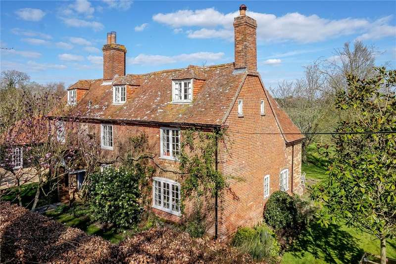 5 Bedrooms Detached House for sale in Sowley Lane, East End, Lymington, Hampshire