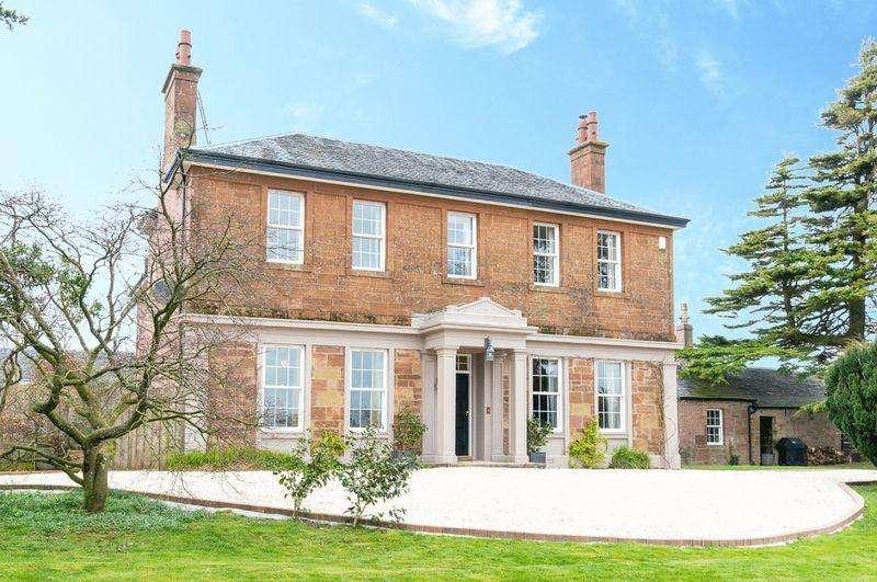 5 Bedrooms Detached Villa House for sale in Knockdon House, Knockdon, Carrick Hills KA19 8EH