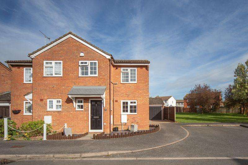 3 Bedrooms Semi Detached House for sale in Laxton Close, Luton