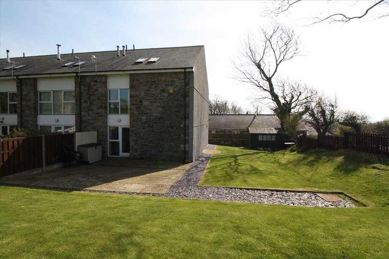 3 Bedrooms End Of Terrace House for sale in Stad Clynnog, Dwyran, Llanfairpwll