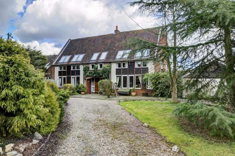5 Bedrooms Barn Conversion Character Property for sale in Rackheath, Norwich, Norfolk