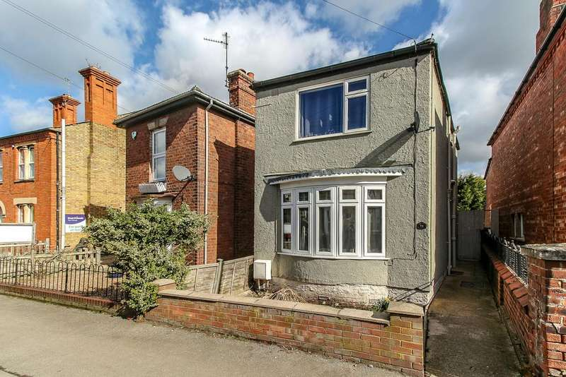 3 Bedrooms Detached House for sale in St Thomas Road, Spalding