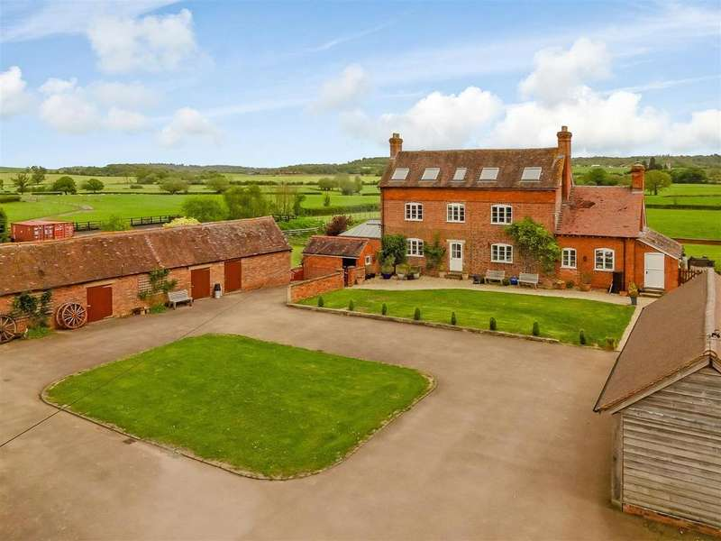 8 Bedrooms Farm House Character Property for sale in Highleadon, Newent