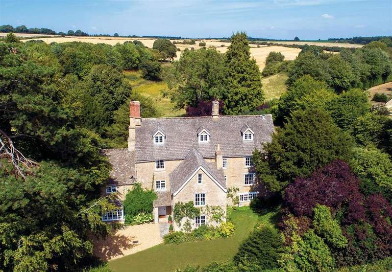 6 Bedrooms Country House Character Property for sale in AVAILABLE TO BUY AS A WHOLE OR IN LOTS, Near Charlbury, Oxfordshire