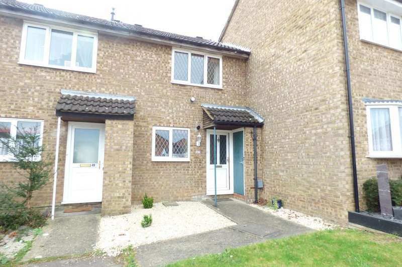 2 Bedrooms Terraced House for sale in Kempston, Beds, MK42 8RE
