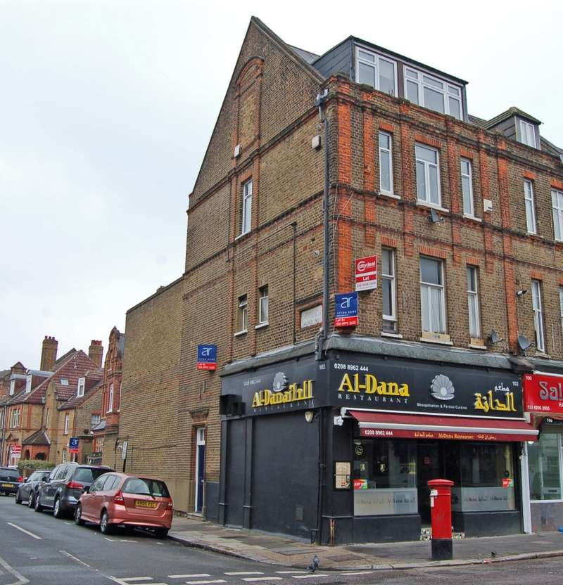 Studio Flat for sale in Churchfield Road, Acton, London, W3 6DH