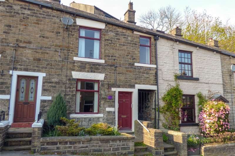 3 Bedrooms Terraced House for sale in Carrhill Road, Mossley, Ashton-under-Lyne, Greater Manchester, OL5