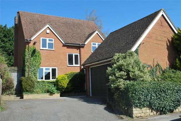 4 Bedrooms Detached House for sale in High Street, Souldrop, Bedford
