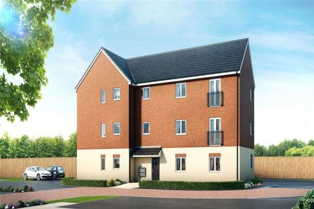 1 Bedroom Flat for sale in The Harewood, The Maples, Willow Road, Bedford