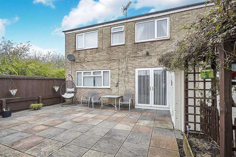 3 Bedrooms Semi Detached House for sale in Weymouth Close, Bransholme, Hull, HU7
