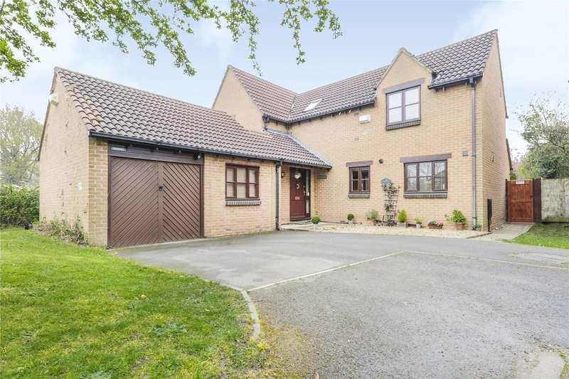 5 Bedrooms Detached House for sale in Goughs Lane, Bracknell, Berkshire, RG12