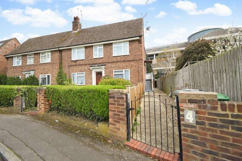 3 Bedrooms Maisonette Flat for sale in Beechwood Gardens, Slough, SL1