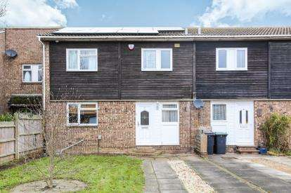 2 Bedrooms Terraced House for sale in Poplar Close, Sandy, Bedfordshire, .